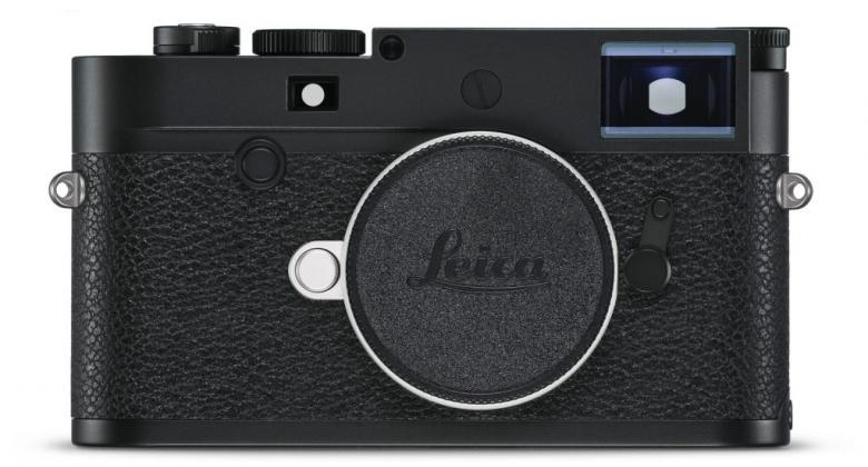 LEICA M 10-P  black & chrome
