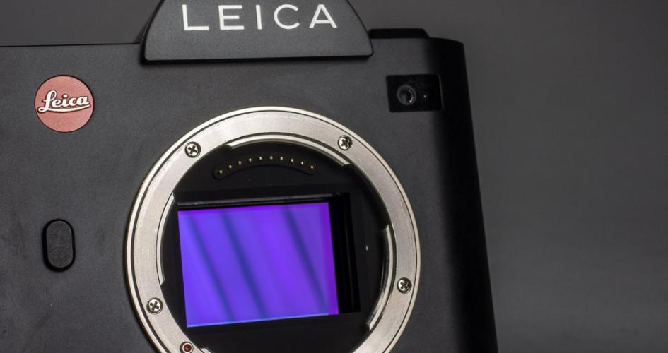 LEICA SL  offre kit objectifs fixes